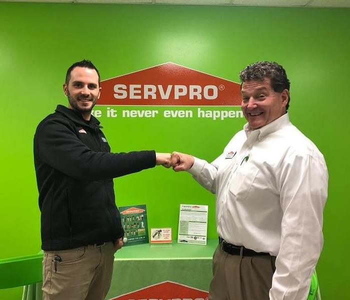 Why SERVPRO We've Got Credentials